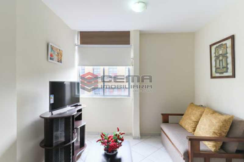 Sala - Apartamento 2 quartos para alugar Botafogo, Zona Sul RJ - R$ 2.800 - LAAP25268 - 4