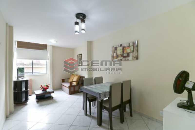 Sala - Apartamento 2 quartos para alugar Botafogo, Zona Sul RJ - R$ 2.800 - LAAP25268 - 1