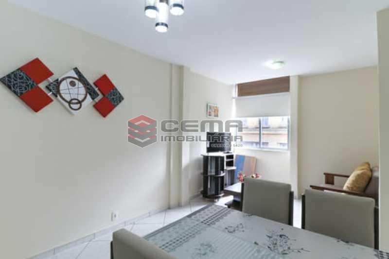Sala - Apartamento 2 quartos para alugar Botafogo, Zona Sul RJ - R$ 2.800 - LAAP25268 - 3