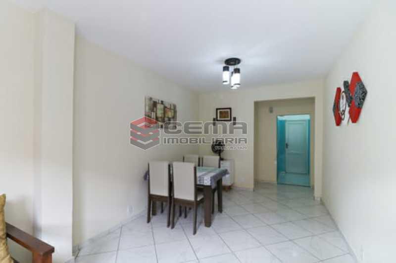 Sala - Apartamento 2 quartos para alugar Botafogo, Zona Sul RJ - R$ 2.800 - LAAP25268 - 6