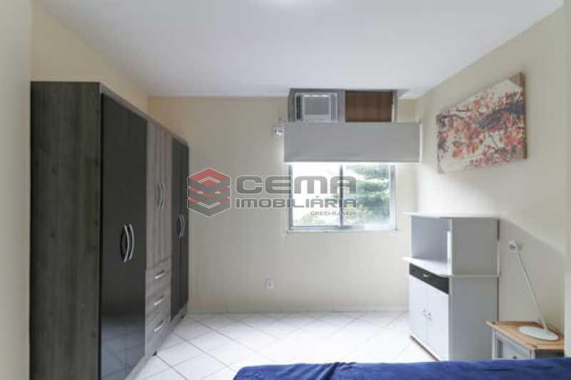 Suíte  - Apartamento 2 quartos para alugar Botafogo, Zona Sul RJ - R$ 2.800 - LAAP25268 - 22