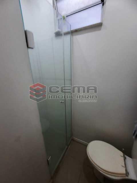 banheiro - Excelente conjugado MOBILIADO no Centro - LAKI10415 - 9