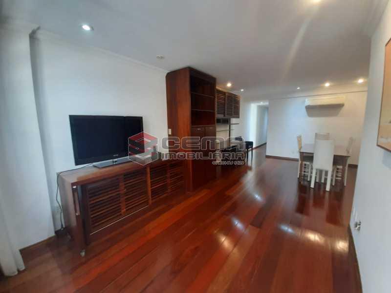WhatsApp Image 2021-04-28 at 2 - Apartamento para alugar com 3 quartos na Lagoa, Zona Sul, Rio de Janeiro, RJ. 112m² - LAAP34484 - 1