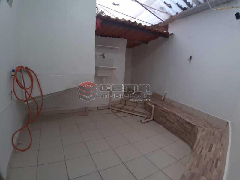 Área de Serviço - Kitnet/Conjugado 30m² para alugar Flamengo, Zona Sul RJ - R$ 1.100 - LAKI01411 - 12