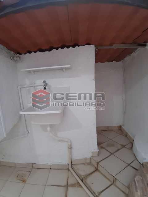 Área de serviço - Kitnet/Conjugado 30m² para alugar Flamengo, Zona Sul RJ - R$ 1.100 - LAKI01411 - 13