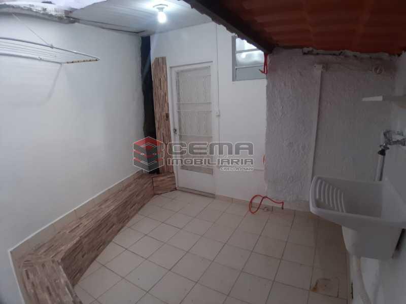 Área de Serviço - Kitnet/Conjugado 30m² para alugar Flamengo, Zona Sul RJ - R$ 1.100 - LAKI01411 - 14