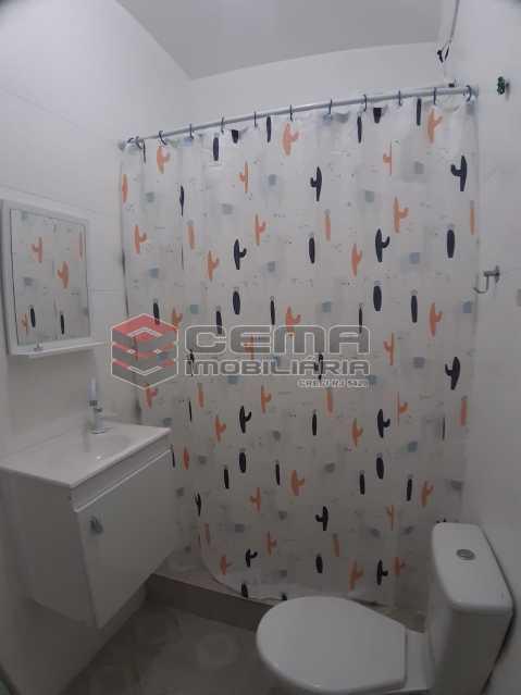 Banheiro - Kitnet/Conjugado 30m² para alugar Flamengo, Zona Sul RJ - R$ 1.100 - LAKI01411 - 10