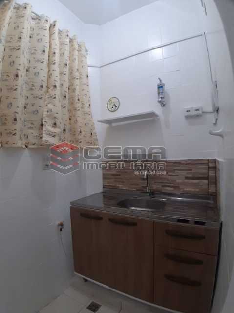 Cozinha - Kitnet/Conjugado 30m² para alugar Flamengo, Zona Sul RJ - R$ 1.100 - LAKI01411 - 7