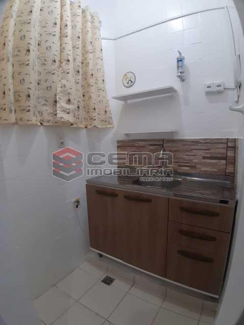 Cozinha - Kitnet/Conjugado 30m² para alugar Flamengo, Zona Sul RJ - R$ 1.100 - LAKI01411 - 8