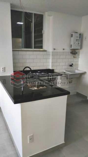 12 - Apartamento 1 quarto à venda Laranjeiras, Zona Sul RJ - R$ 415.000 - LAAP12951 - 13