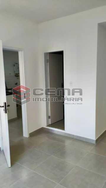 2 - Apartamento 1 quarto à venda Laranjeiras, Zona Sul RJ - R$ 415.000 - LAAP12951 - 3