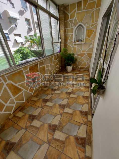 8b0e51a9-242a-4609-8eb3-87bf98 - Casa de Vila 4 quartos à venda Flamengo, Zona Sul RJ - R$ 2.400.000 - LACV40030 - 3