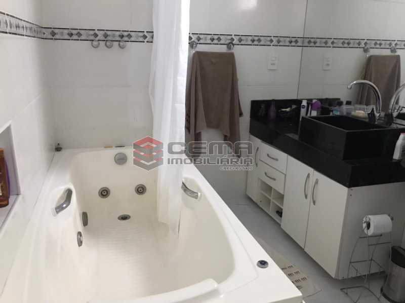 00687111-b06d-46f9-963c-fe9ad3 - Casa de Vila 4 quartos à venda Flamengo, Zona Sul RJ - R$ 2.400.000 - LACV40030 - 17