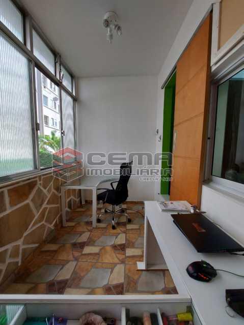 aa97b959-b0a3-4bcd-9a47-113fa1 - Casa de Vila 4 quartos à venda Flamengo, Zona Sul RJ - R$ 2.400.000 - LACV40030 - 1