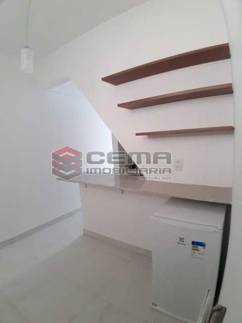 sala - quarto e sala reformado Copacabana - LAAP12958 - 7