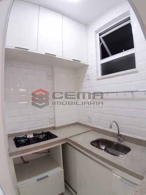 cozinha  - quarto e sala reformado Copacabana - LAAP12958 - 8