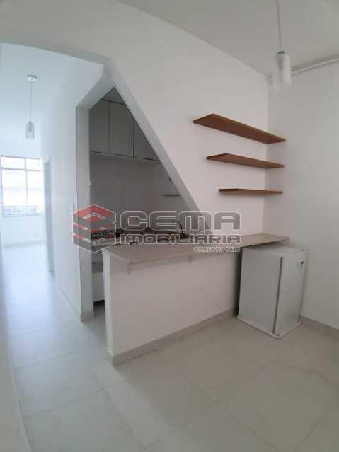 sala - quarto e sala reformado Copacabana - LAAP12958 - 6