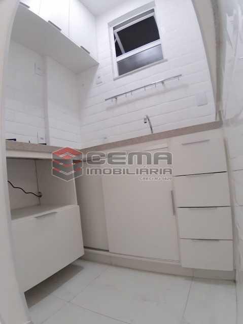cozinha - quarto e sala reformado Copacabana - LAAP12958 - 9