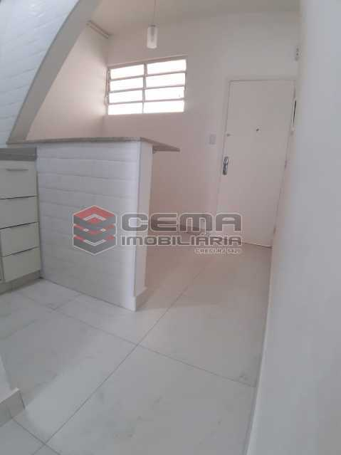 . - quarto e sala reformado Copacabana - LAAP12958 - 5