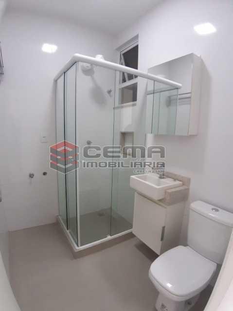 banheiro  - quarto e sala reformado Copacabana - LAAP12958 - 10
