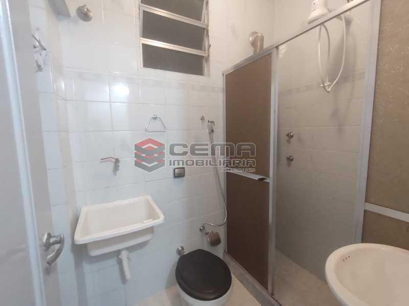banheiro social - Excelente Conjugado com Vaga no FLAMENGO - LAKI10421 - 18