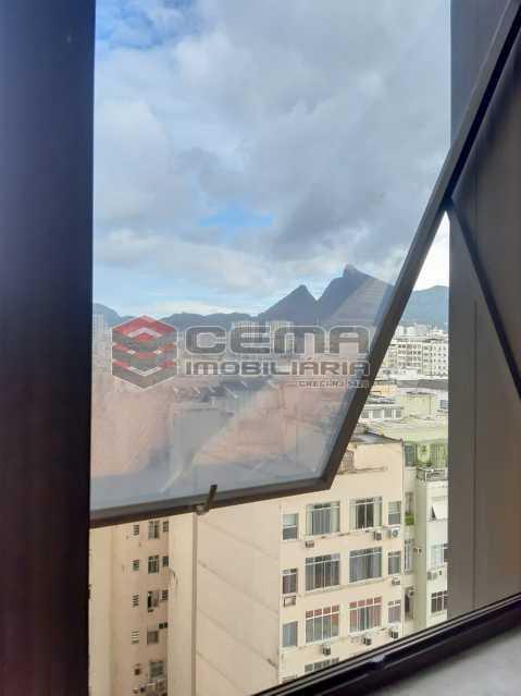 vista - Sala Comercial 30m² para alugar Flamengo, Zona Sul RJ - R$ 1.200 - LASL00436 - 1