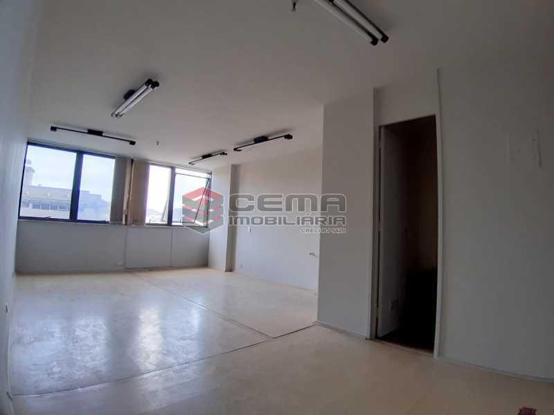 . - Sala Comercial 30m² para alugar Flamengo, Zona Sul RJ - R$ 1.200 - LASL00436 - 3