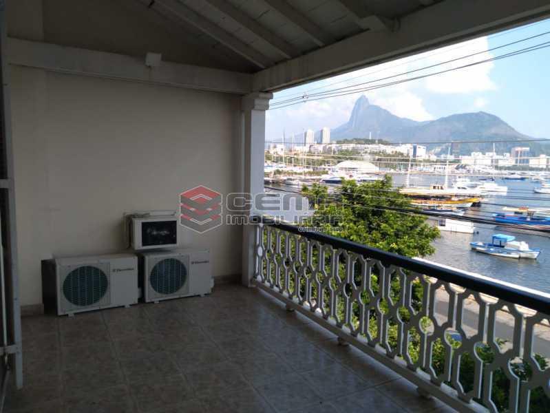 5ae94ec1-f19f-4835-bf8e-aff4a4 - Casa 5 quartos à venda Urca, Zona Sul RJ - R$ 8.500.000 - LACA50054 - 8