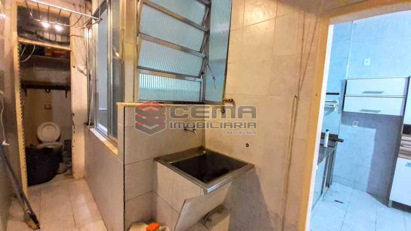 Área de Serviço - Apartamento 3 quartos para alugar Copacabana, Zona Sul RJ - R$ 3.500 - LAAP34520 - 17