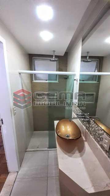 Banheiro Social - Apartamento 3 quartos para alugar Copacabana, Zona Sul RJ - R$ 3.500 - LAAP34520 - 12