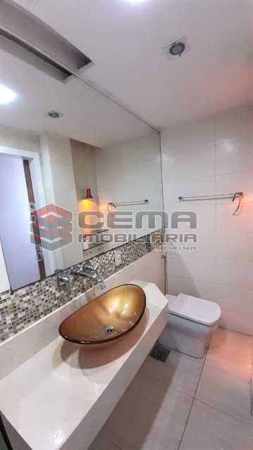 Banheiro Social - Apartamento 3 quartos para alugar Copacabana, Zona Sul RJ - R$ 3.500 - LAAP34520 - 13