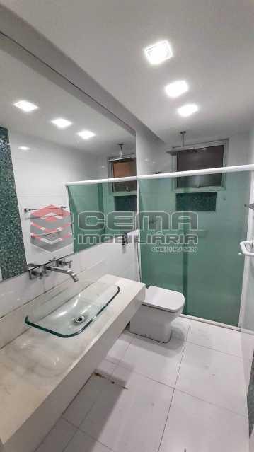Banheiro Suíte - Apartamento 3 quartos para alugar Copacabana, Zona Sul RJ - R$ 3.500 - LAAP34520 - 7