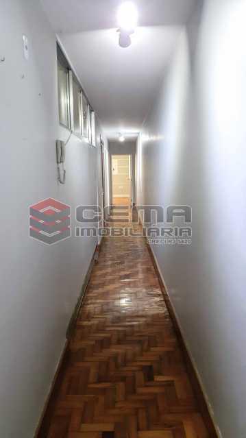 Corredor - Apartamento 3 quartos para alugar Copacabana, Zona Sul RJ - R$ 3.500 - LAAP34520 - 14