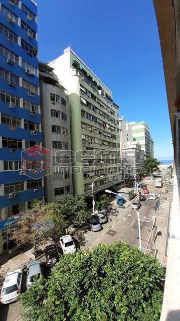 Vista Sala - Apartamento 3 quartos para alugar Copacabana, Zona Sul RJ - R$ 3.500 - LAAP34520 - 19