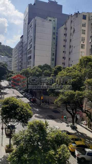 Vista Sala - Apartamento 3 quartos para alugar Copacabana, Zona Sul RJ - R$ 3.500 - LAAP34520 - 20