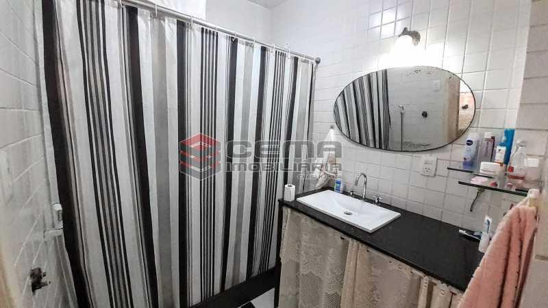 Banheiro - Apartamento 1 quarto para alugar Glória, Zona Sul RJ - R$ 1.200 - LAAP12973 - 9