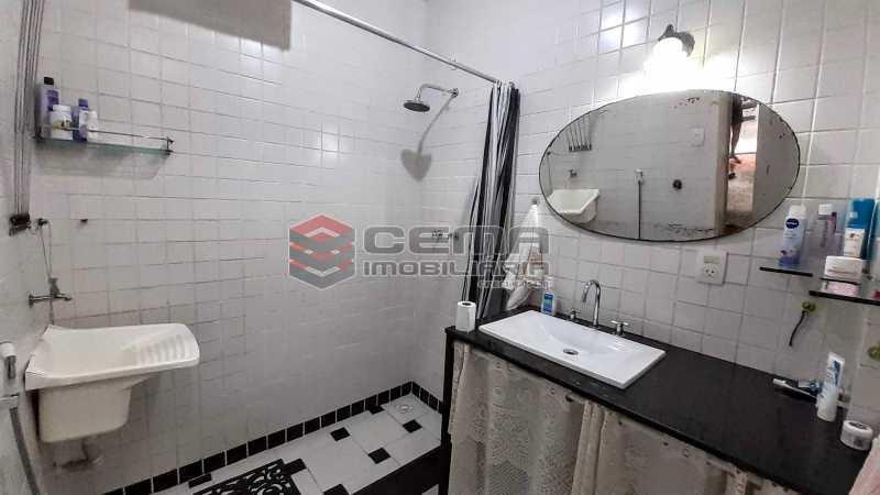 Banheiro - Apartamento 1 quarto para alugar Glória, Zona Sul RJ - R$ 1.200 - LAAP12973 - 10