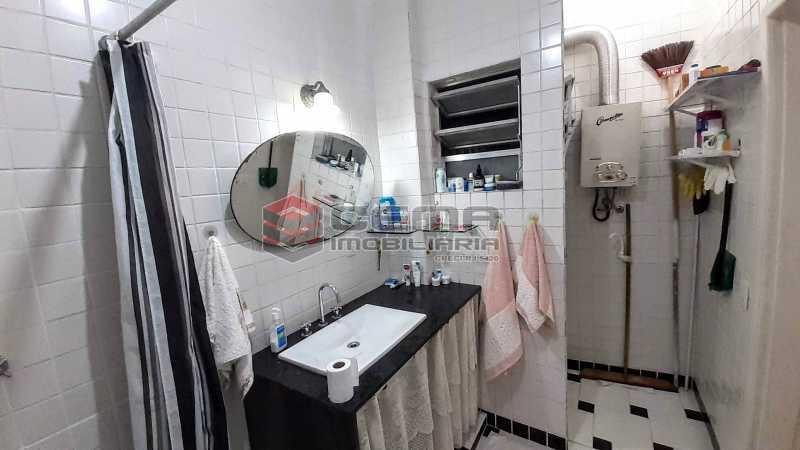 Banheiro - Apartamento 1 quarto para alugar Glória, Zona Sul RJ - R$ 1.200 - LAAP12973 - 11