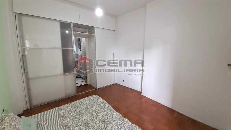 Quarto  - Apartamento 1 quarto para alugar Glória, Zona Sul RJ - R$ 1.200 - LAAP12973 - 8