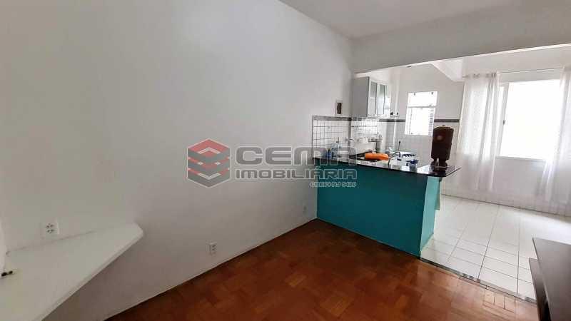 Sala - Apartamento 1 quarto para alugar Glória, Zona Sul RJ - R$ 1.200 - LAAP12973 - 1