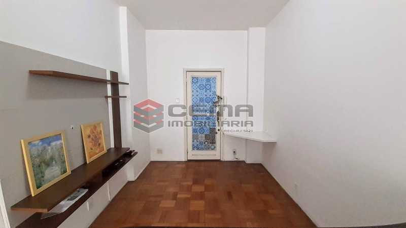 Sala - Apartamento 1 quarto para alugar Glória, Zona Sul RJ - R$ 1.200 - LAAP12973 - 4