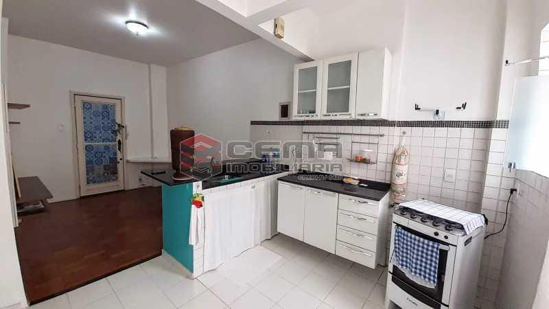Cozinha - Apartamento 1 quarto para alugar Glória, Zona Sul RJ - R$ 1.200 - LAAP12973 - 5