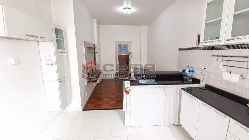 Cozinha - Apartamento 1 quarto para alugar Glória, Zona Sul RJ - R$ 1.200 - LAAP12973 - 6