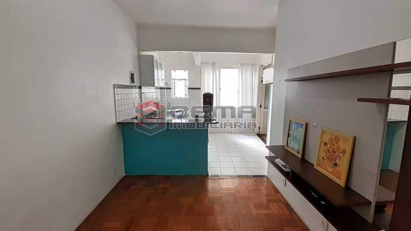 Sala - Apartamento 1 quarto para alugar Glória, Zona Sul RJ - R$ 1.200 - LAAP12973 - 3