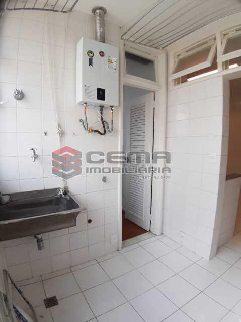 área de serviço  - dois quartos com vaga fundos Prudente de Morais - LAAP25329 - 26