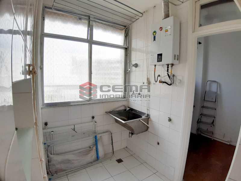 área de serviço  - dois quartos com vaga fundos Prudente de Morais - LAAP25329 - 19