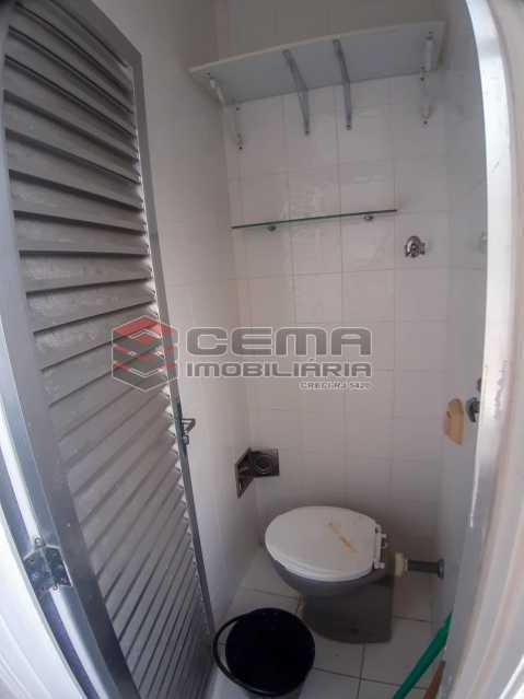 banheiro serviço  - dois quartos com vaga fundos Prudente de Morais - LAAP25329 - 20