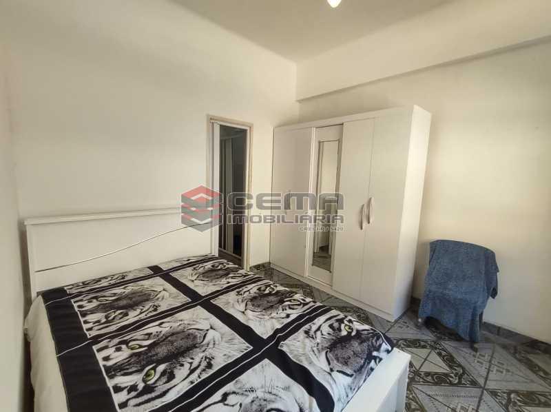 quarto - Excelente Apartamento Quarto e Sala MOBILIADO na Glória - LAAP13000 - 8