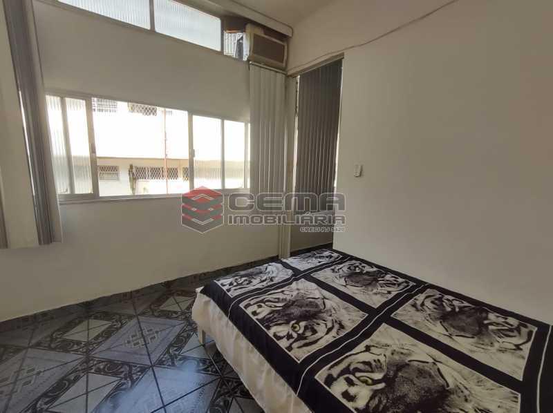 quarto - Excelente Apartamento Quarto e Sala MOBILIADO na Glória - LAAP13000 - 9