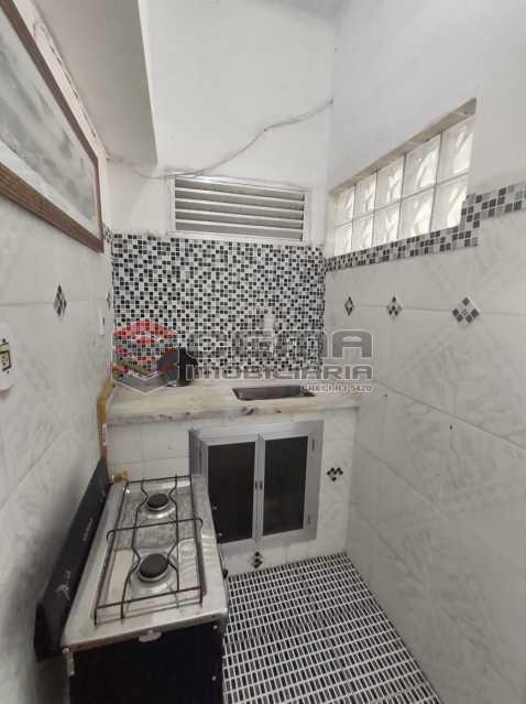 cozinha - Excelente Apartamento Quarto e Sala MOBILIADO na Glória - LAAP13000 - 16